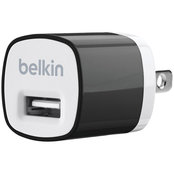 Belkin 1-amp Mixit? Home Charger (black)