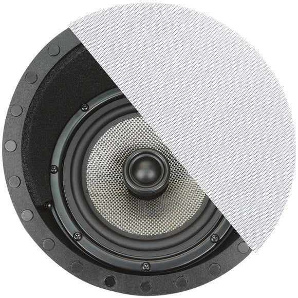"Architech 6.5"" Frameless In-ceiling 15deg Angled Speaker"