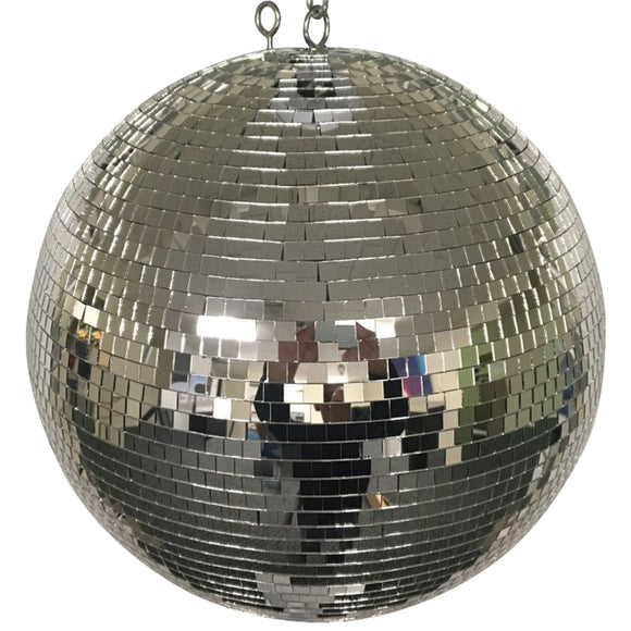 "Eliminator Lighting Mirror Disco Ball (16"")"