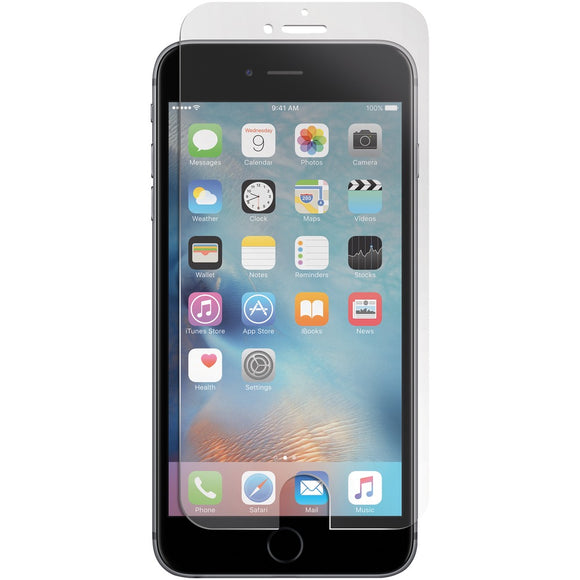 At&t Tempered Glass Screen Protector For Iphone 6 And 6s Plus