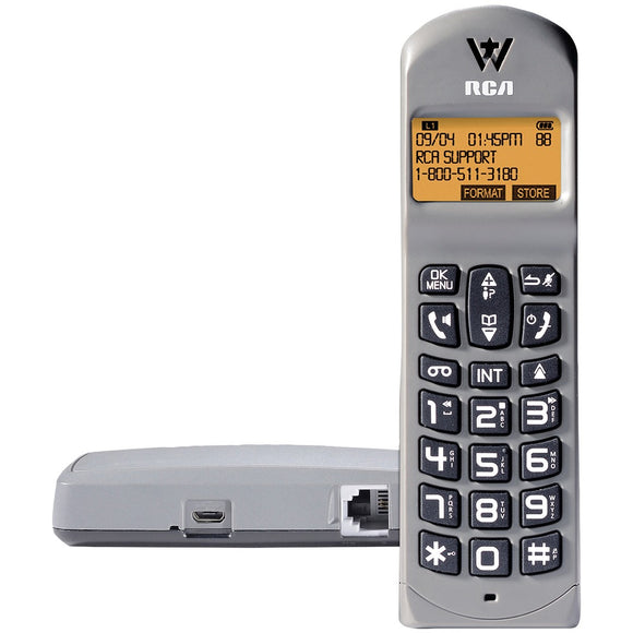 Rca Cordless Phone With Voicemail