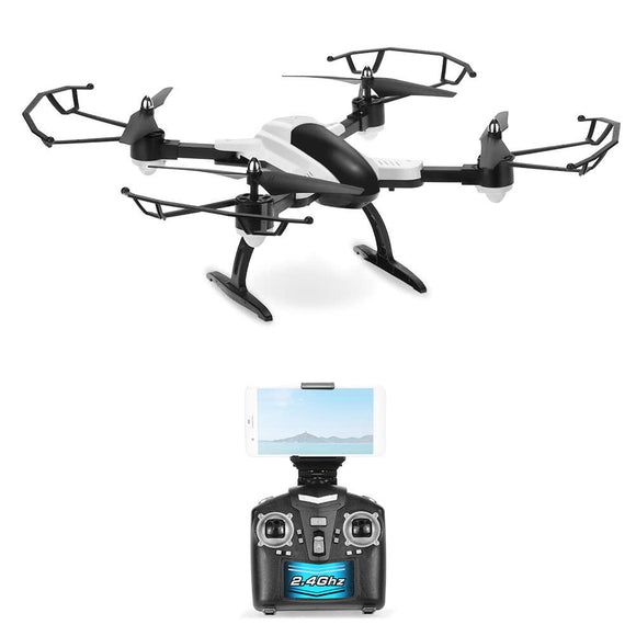 Original SY X33-1 2.4G 4CH 6-Axis Gyro Foldable Drone with 3D Eversion Auto Return Stunt RC Quadcopter Drone RTF