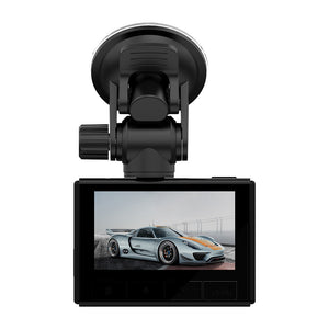 "2.45"" IPS Display Full HD 1080P 150 Wide Angle Car DVR Vehicle Dash Cam Super Capacitor WIFI Real-time View and Share with G-Sensor WDR"