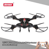 Original Skytech TK110HW Wifi FPV 0.3MP Camera Foldable RC Quadcopter G-sensor RC Selfie Drone
