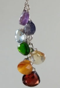 Kristin Ford - Chakra Necklace