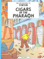Tintin Book - Cigars of the Pharaoh
