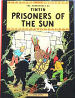 Tintin Book - Prisoners of the Sun