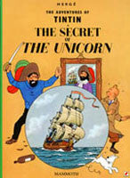 Tintin Book - The Secret of the Unicorn