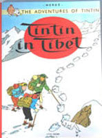 Tintin Book - Tintin in Tibet
