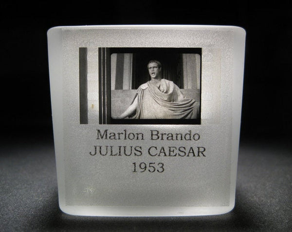Film Votive - Marlon Brando in Julius Caesar