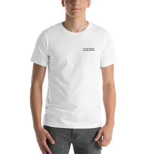 Short-Sleeve Unisex T-Shirt ( The Praise and be Saved Mission )
