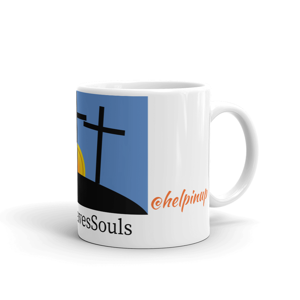 Mug ( The Helping Up Mission )