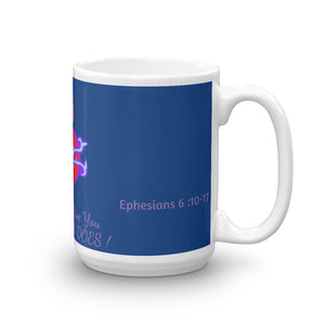 Mug( Faith Saves Souls Mission)
