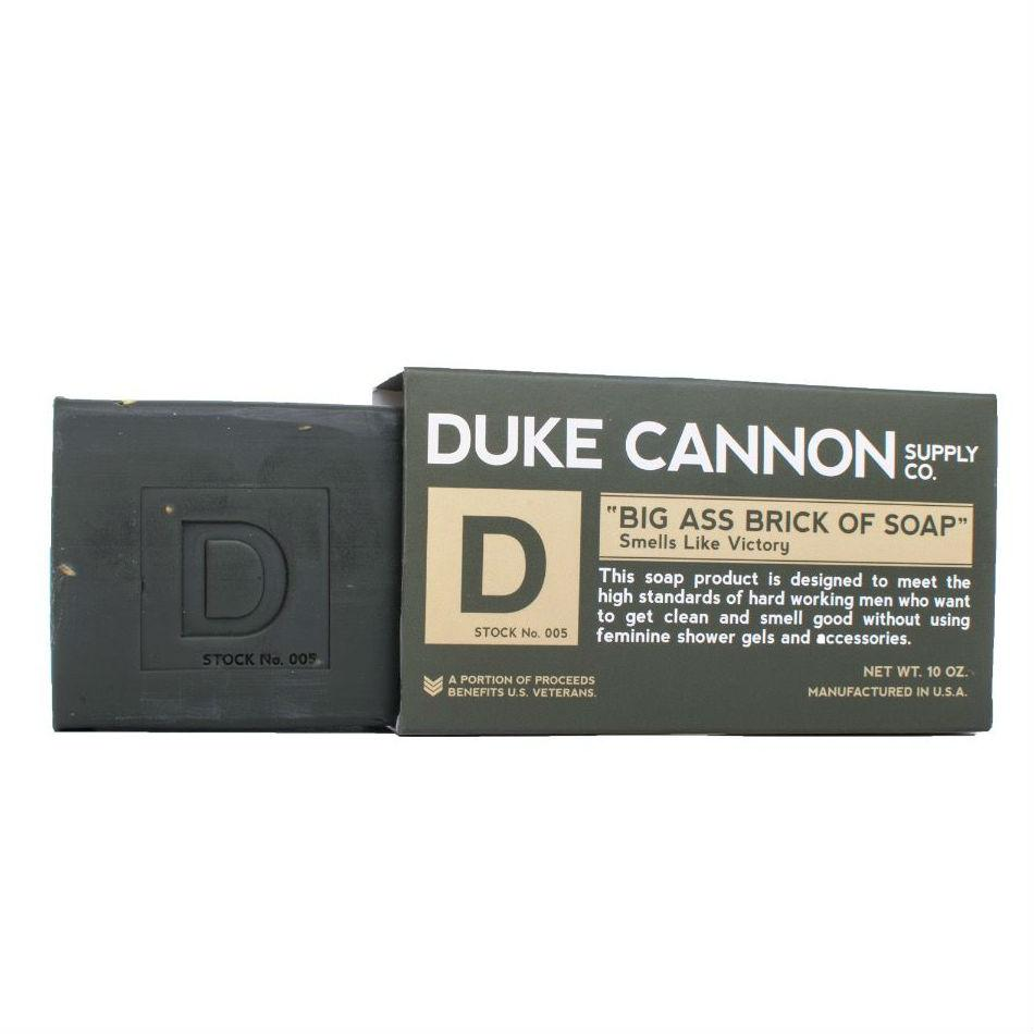Duke Cannon Brick of Soap, Victory