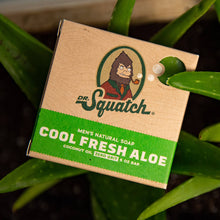 Dr. Squatch Bar Soap, Cool Fresh Aloe
