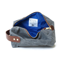 Duck Island Dopp Kit, Charcoal