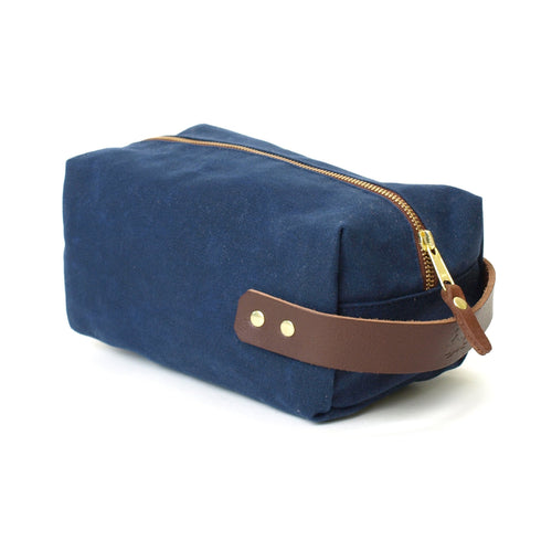 Duck Island Dopp Kit, Navy