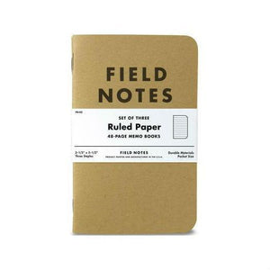 Field Notes Travel Notebook
