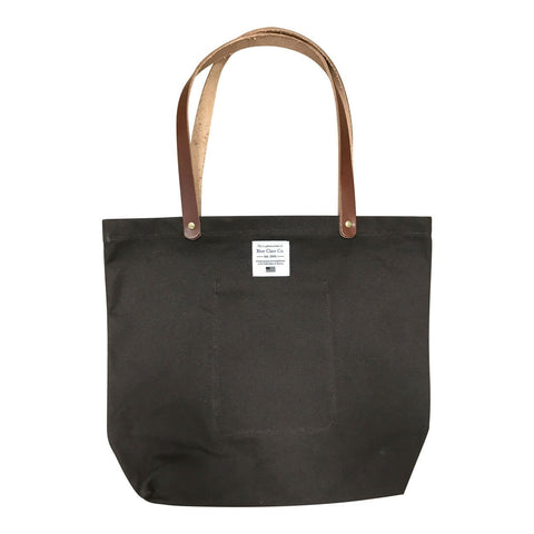 Canvas Market Tote Brown