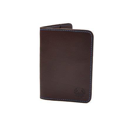 Passport Case - Dark Brown - Product Image 4
