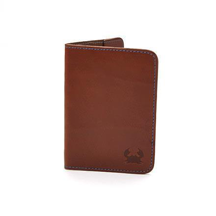 Passport Case - Light Brown - Product Image 1