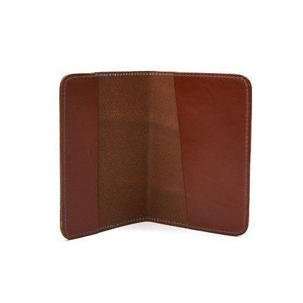 Passport Case - Light Brown - Product Image 2