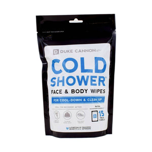 Duke Cannon Cold Shower Cooling Towels