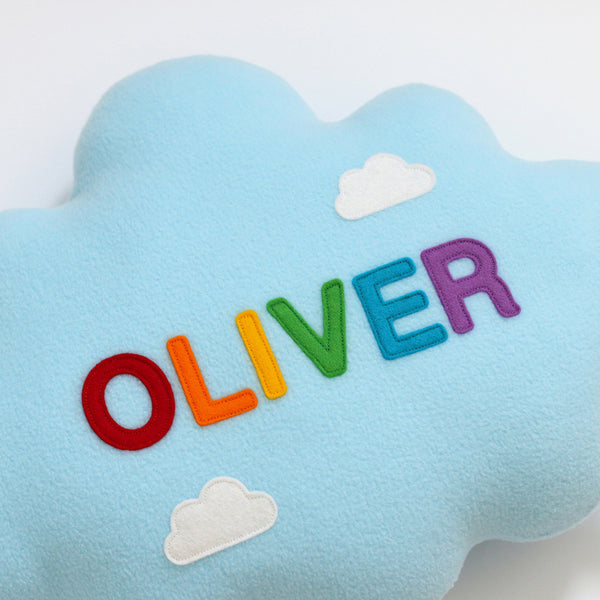 Personalisable Cloud Pillow