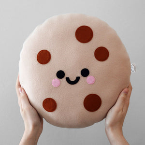 Chocolate Chip Cookie Plushie