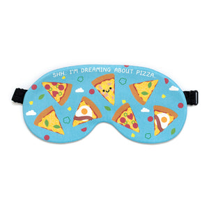Dreaming about Pizza Sleep Mask