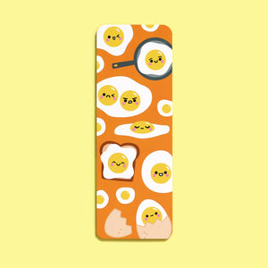 Kawaii Egg Bookmark