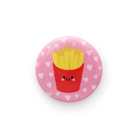 Fries Badge