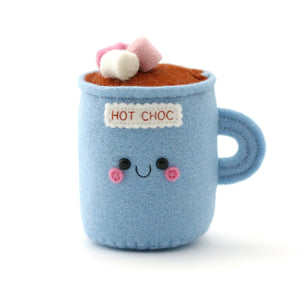 Hot Chocolate Pincushion Kawaii Novelty Pincushion