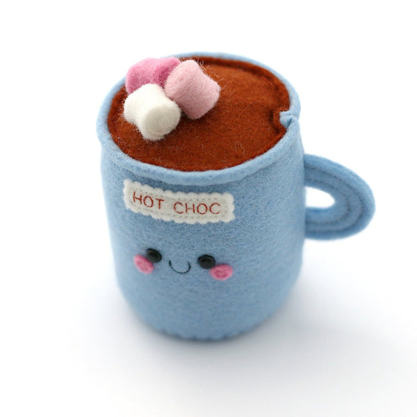 Hot Chocolate Pincushion
