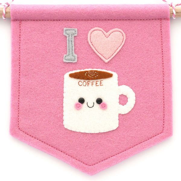 Coffee Cup Banner