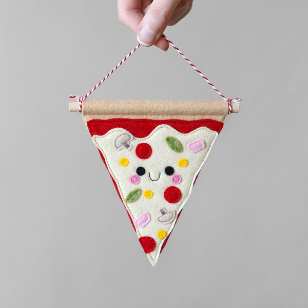 Pizza Slice Banner - Customisable