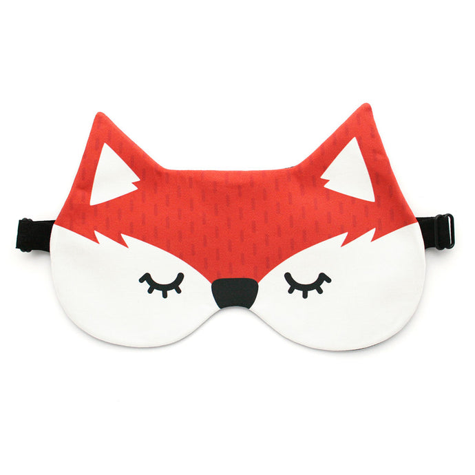Red Fox Sleep Mask