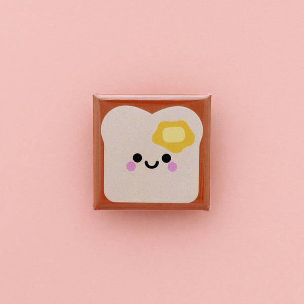 Toast Button Badge