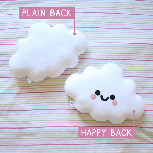 Cloud Pillow Options