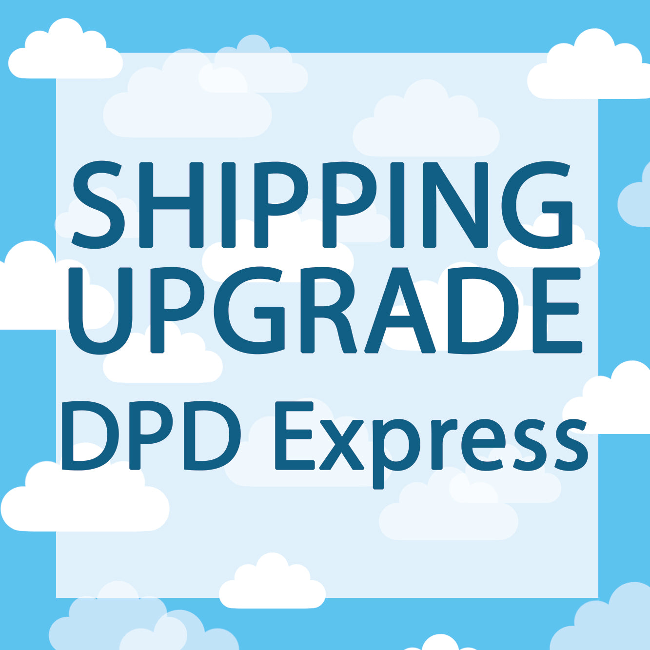 SHIPPING UPGRADE ADD-ON
