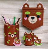 Woodland Bear Collection