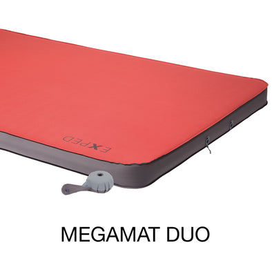 Healthline.com - EXPED MegaMat Duo: Best Camping Mattress for Couples