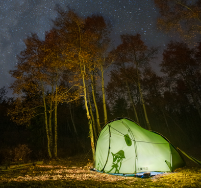 Outdoor Prolink reviews the EXPED Outer Space II tent