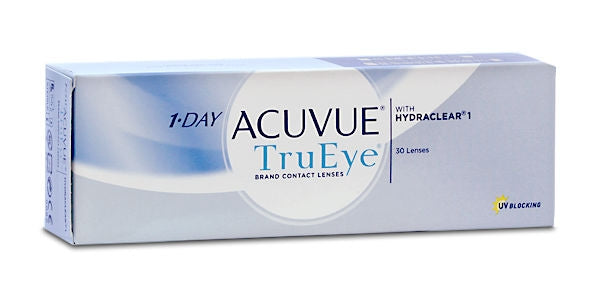 1 Day Acuvue TruEye 30pk - Geo Contact Lens