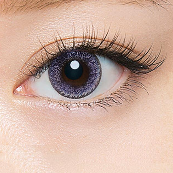 Geo Nudy Violet Lens CH-621 - Geo Contact Lens