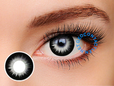 Geo Xtra Bella Black WCK-112 - Geo Contact Lens