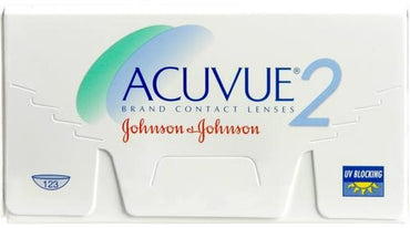 Acuvue 2 - Geo Contact Lens