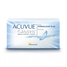 Acuvue Oasys with Hydraclear Plus 6pcs