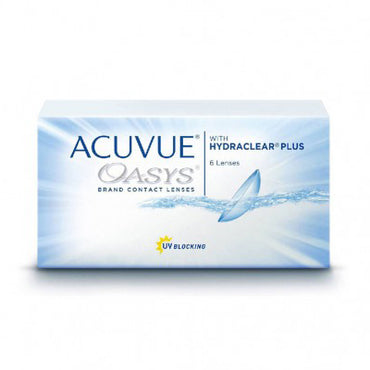 Acuvue Oasys with Hydraclear Plus 6pcs - Geo Contact Lens