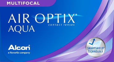 Air Optix Aqua Multifocal - Geo Contact Lens